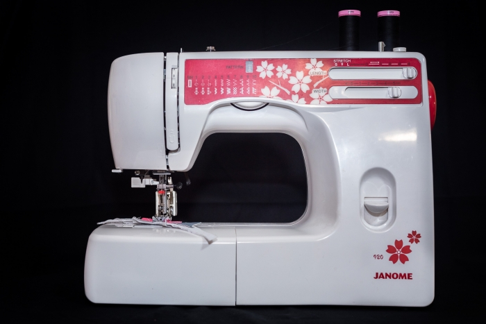 Můj šicí stroj JANOME 920
