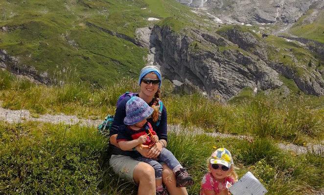 S dětmi v Alpách II. – Zillertal
