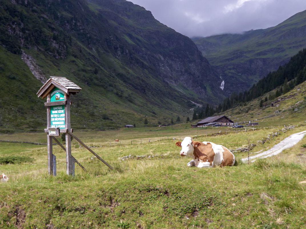 S dětmi v Alpách I. – Bad Gastein