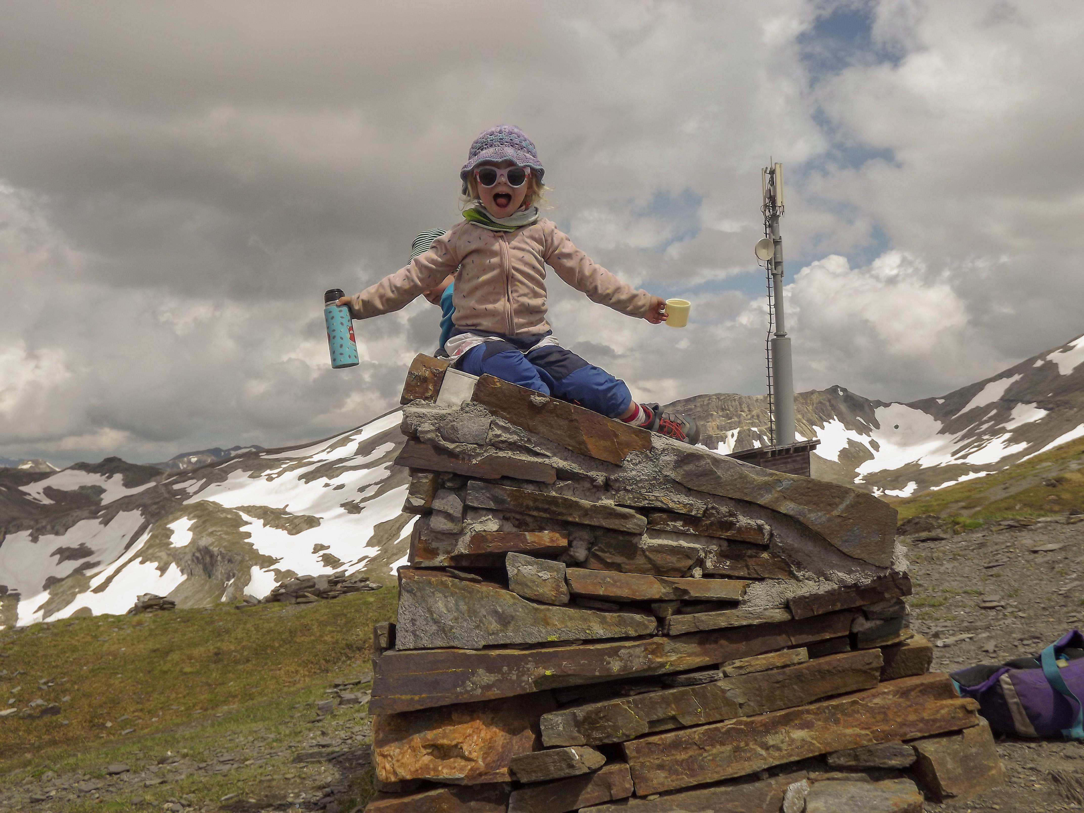 S dětmi v Alpách III. – Heiligenblut am GrossGlockner